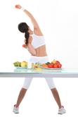 Sikeres fogyókúrához nem ellég a diéta, rendszeres mozgásra is szükség van.